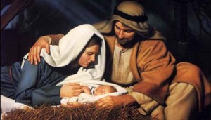 Luke 2:11 NIV 11 Today in the town of David a Savior has been born to you; He is the Messiah, the Lord.