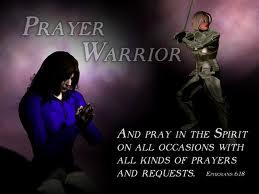 Be RELENTLESS in prayer (1/2)