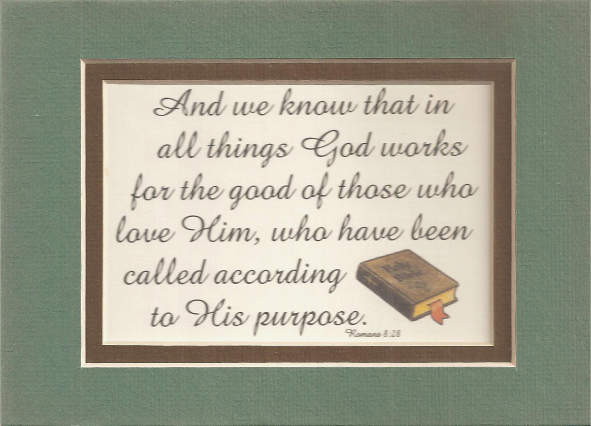 who have been called according to his purpose livingmoreabundantly
