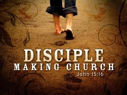 YOU and I are His disciples!