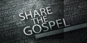 """Mark 16:15 15 And He said to them, """"Go into all the world and preach the gospel to every creature. """""""